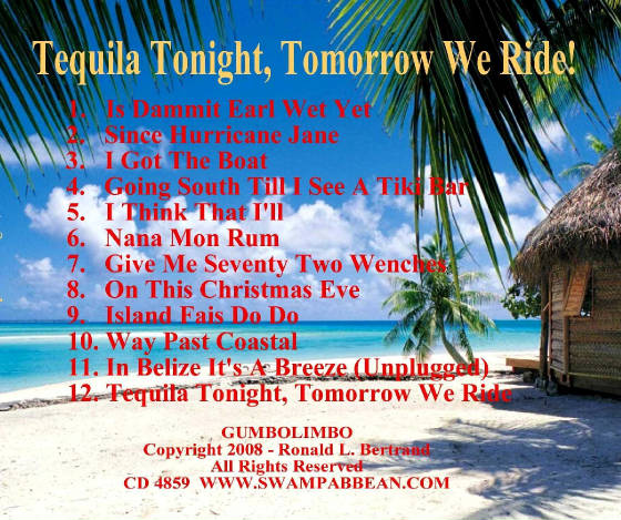 Tropical Party CD